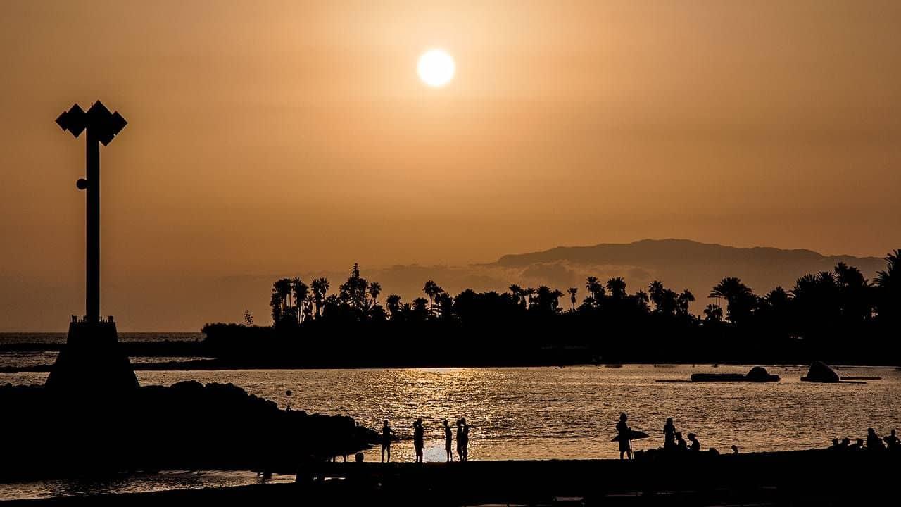 Teneriffa Playa Las Vistas
