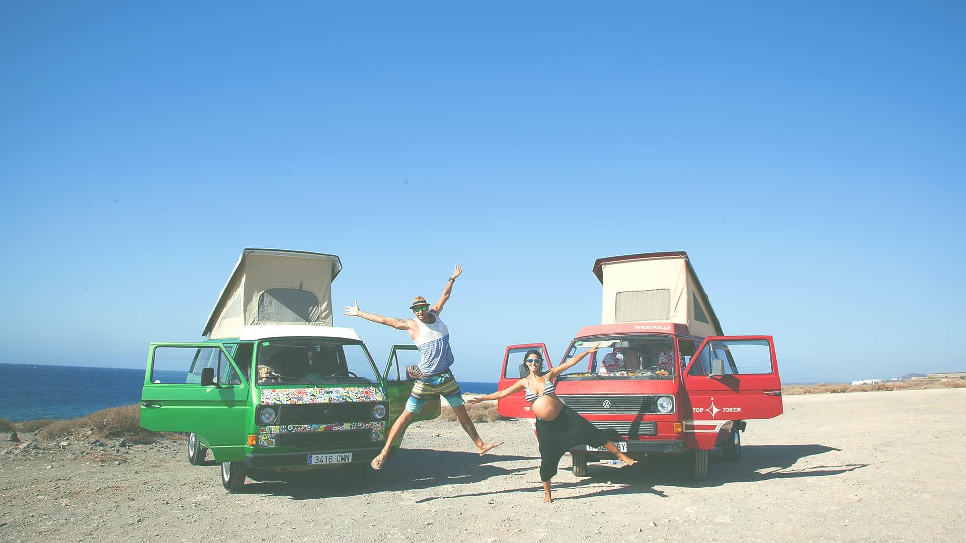 homebpund Vintage Vans